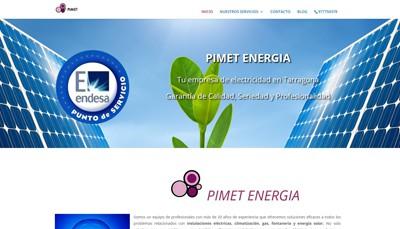 Pimet Energía