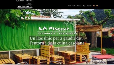 Restaurante Les Piscines
